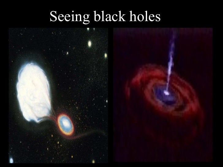 seeing a black hole - photo #7