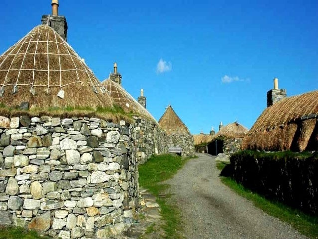 Blackhouse Vernacular Architecture