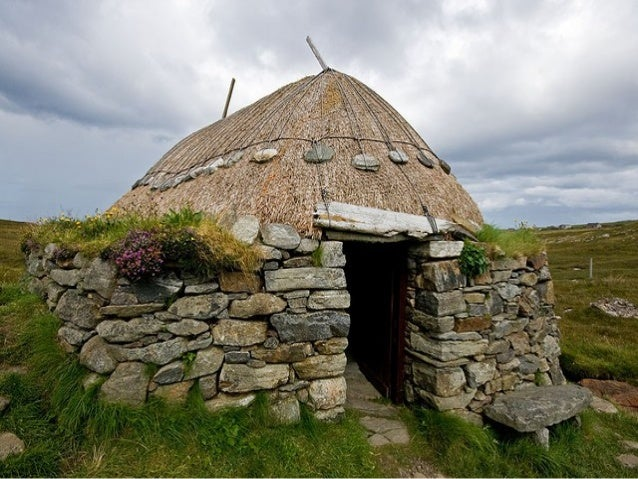 Blackhouse - vernacular architecture