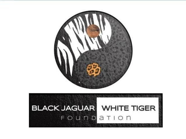 black jaguar white tiger foundation