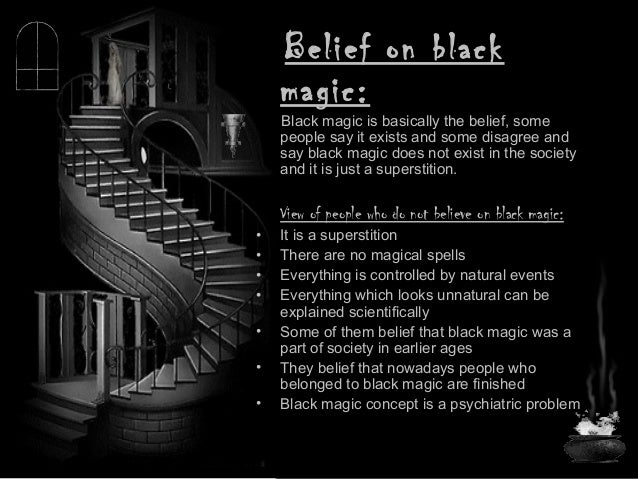 Black Magic Presentation