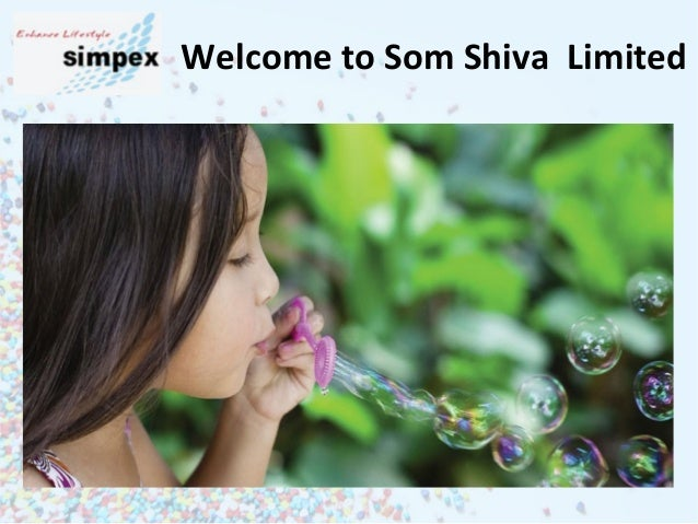 Welcome to Som Shiva Limited