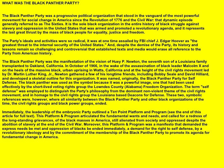 an analysis of the civil rights movement and the oppression of the black people in the united states Even the most radical forces in that movement—including malcolm x and the black panther party—were not clear on what the aims of a revolution should be, and on how really deeply seated in the capitalist system are the oppression of black people and the other forms of oppression that people were rising up against.