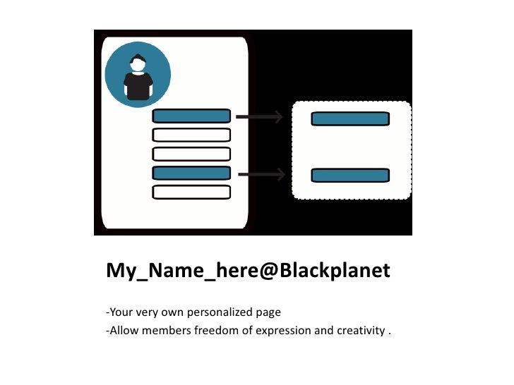 Blackplanet search members