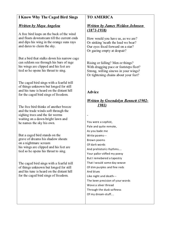 Poems About Equality 5