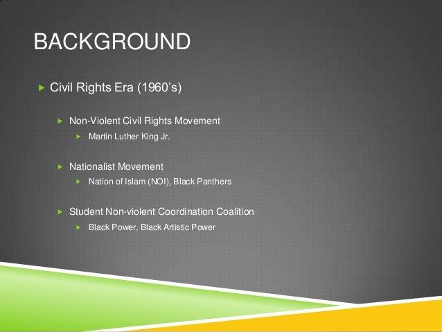 black power presentation