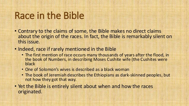 black presence in the bible a To bring to light black people and black places in the bible and their influence on the judeo-christian tradition.