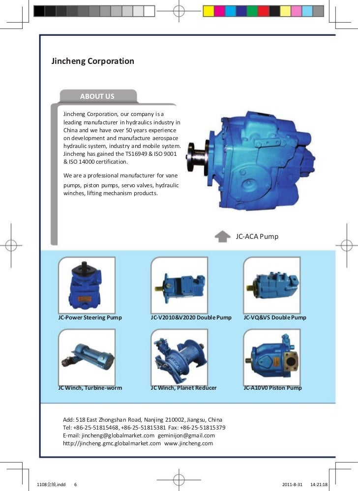 Jincheng Corporation                  ABOUT US          Jincheng Corporation, our company is a          leading manufactur...