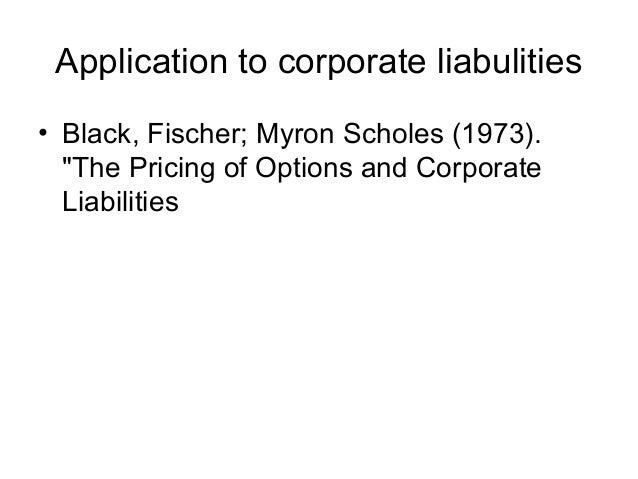 Pricing fx options black scholes