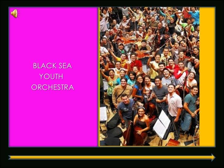 BLACK SEA  YOUTHORCHESTRA