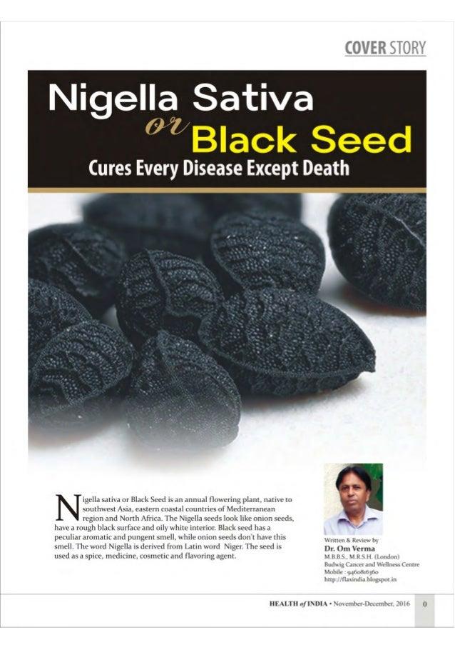 Blackseed  Miracles Slide 2