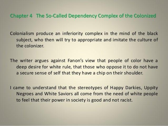 black skin white masks summary chapter 5