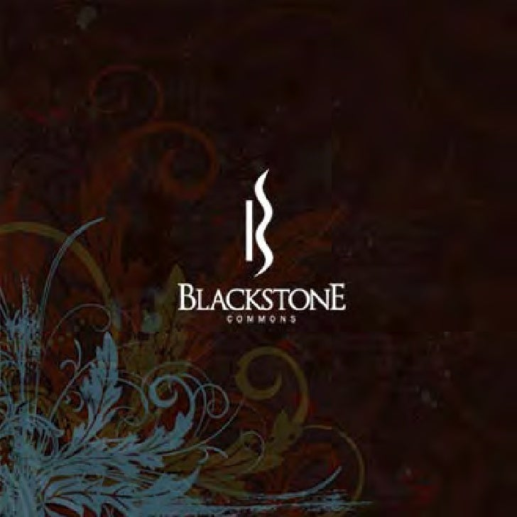 Blackstone Logo and Website Design