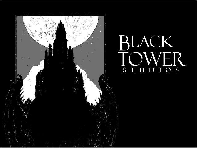 Black TowerとPerforceの紹介