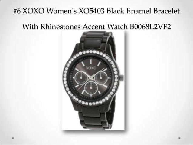 xoxo watches website