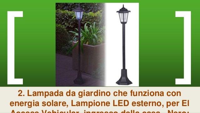 Lampioni Da Giardino Solari : La top 10 lampione giardino solare al miglior nel 2018