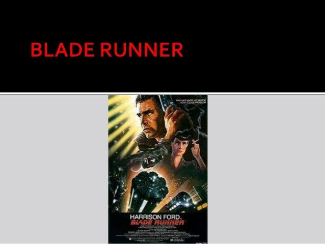  Ridley Scott (USA) sorti en 1982. « Les Androïdes rêvent-ils de moutons électriques? » - Philip K.Dick Genre: thriller...