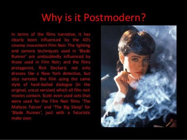 Blade Runner Postmodern