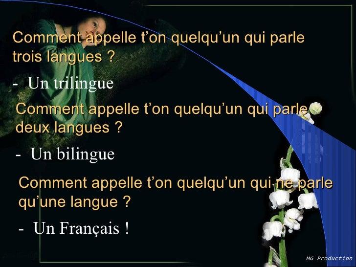 Blagues sur les francaises - Comment s appelle l arbre du kaki ...