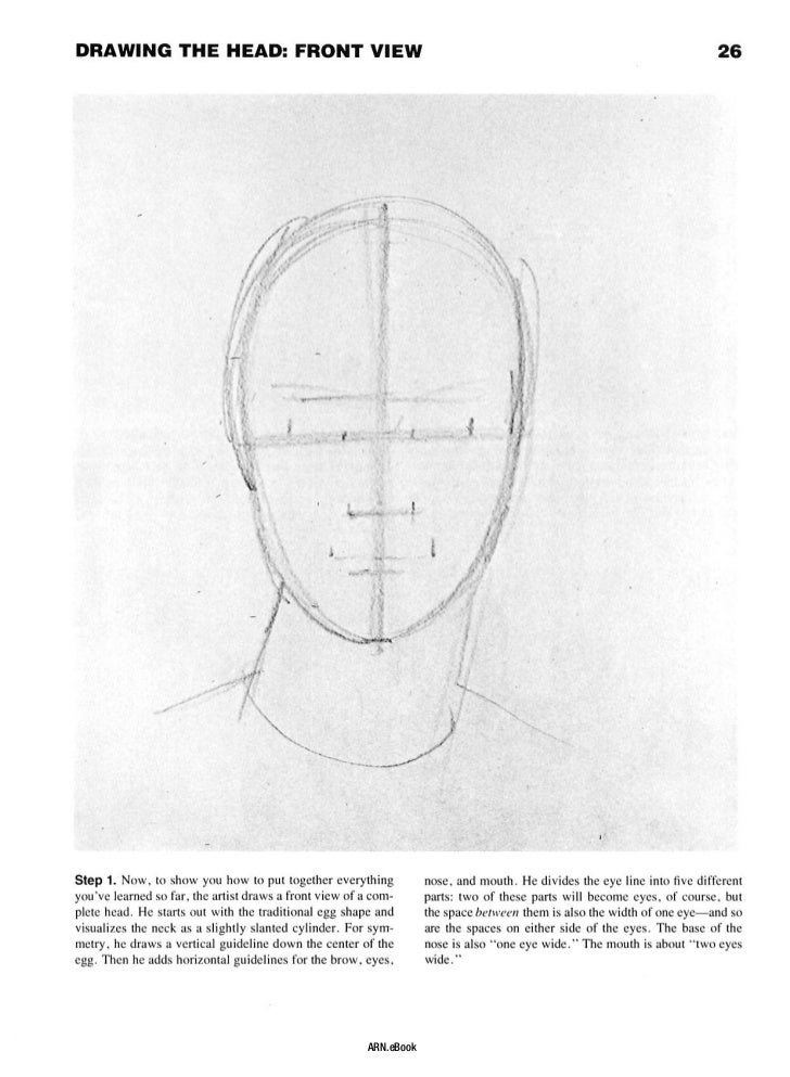 Blake lawn portrait drawing a step by step art instruction book ebook 28 ccuart Gallery