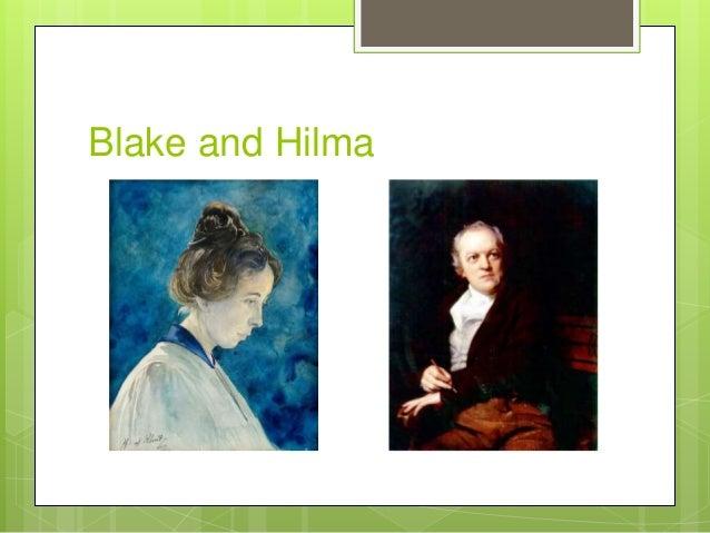 Blake and Hilma