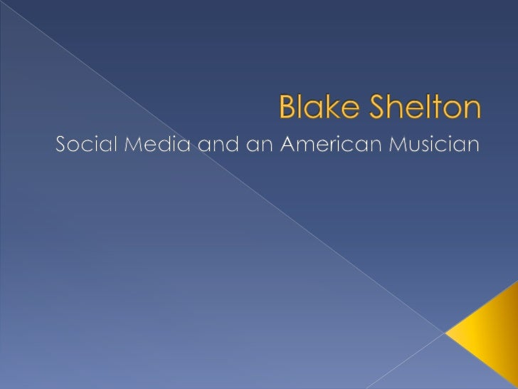 Blake Shelton came onto the Country music scene in 2001 with hissingle, Austin, which was Number One on the Billboard Hot ...