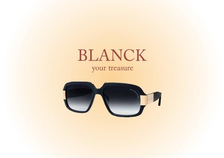 BLANCK your treasure