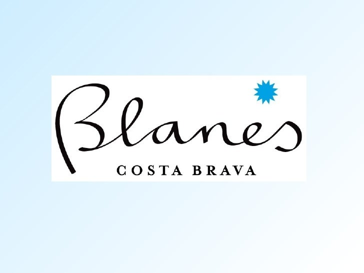SOME DATAABOUT BLANES