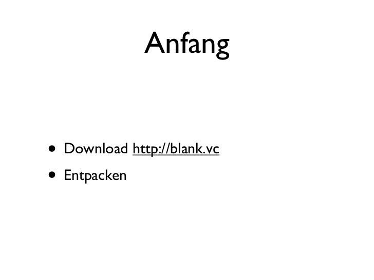 Anfango Download Blankvco Entpacken