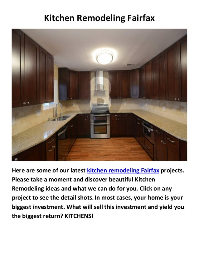 Blank Page Design Build Kitchen Remodeling in Fairfax