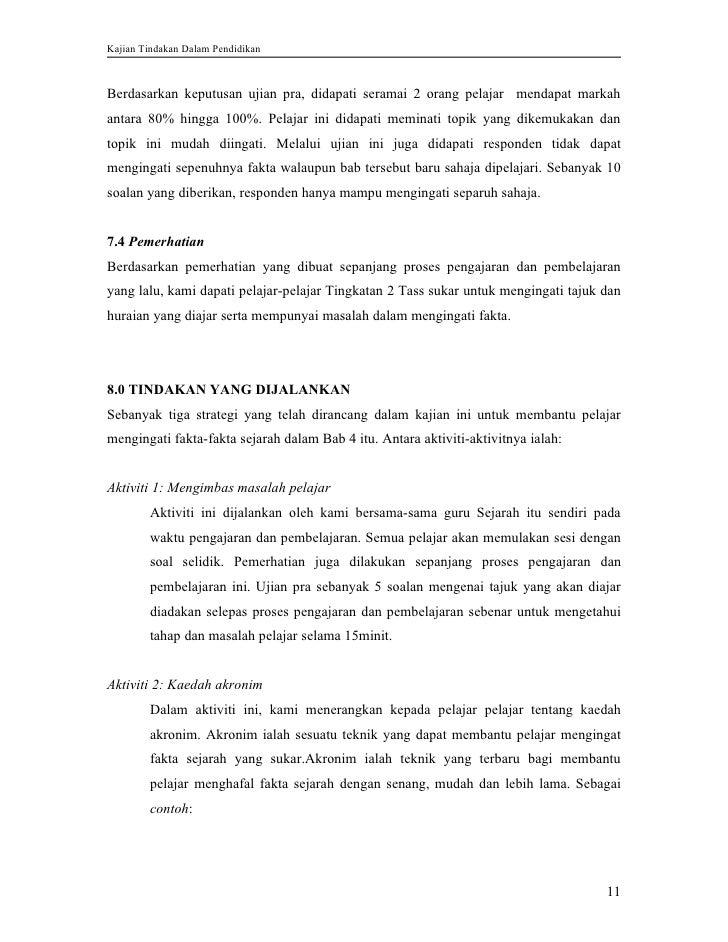 Contoh Folio Sejarah Pt3 2020 Bagi Pelajar Tingkatan 3