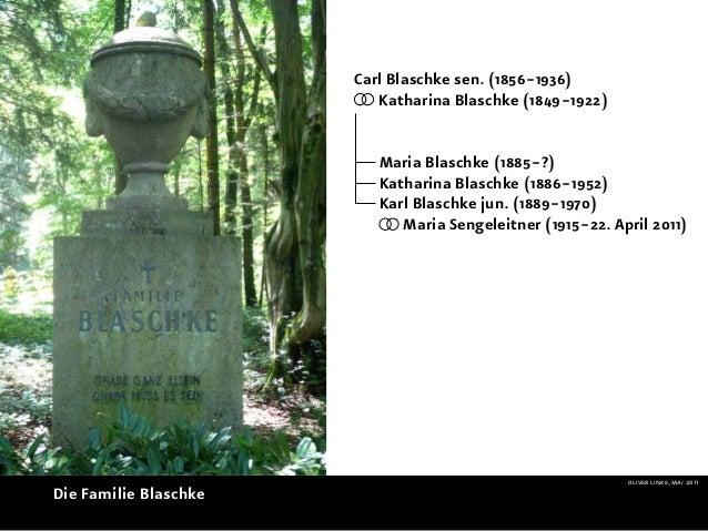 Carl Blaschke sen. (1856–1936)                          Katharina Blaschke (1849–1922)                          Maria...