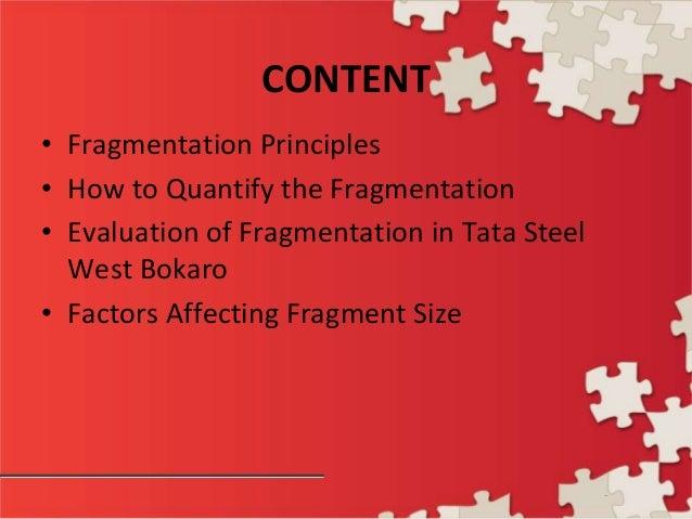 Blasting and rock fragmentation Slide 3
