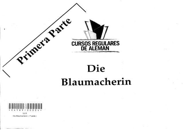 Blaumacherin