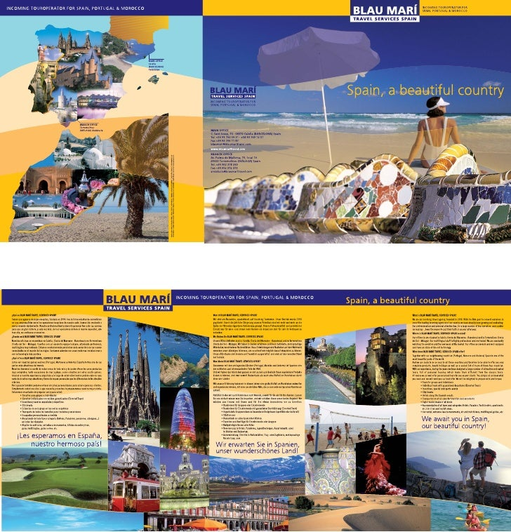 Blau mari travel Company Profile