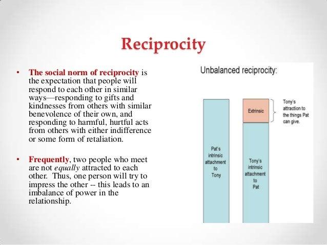 Blau S Social Exchange Theory