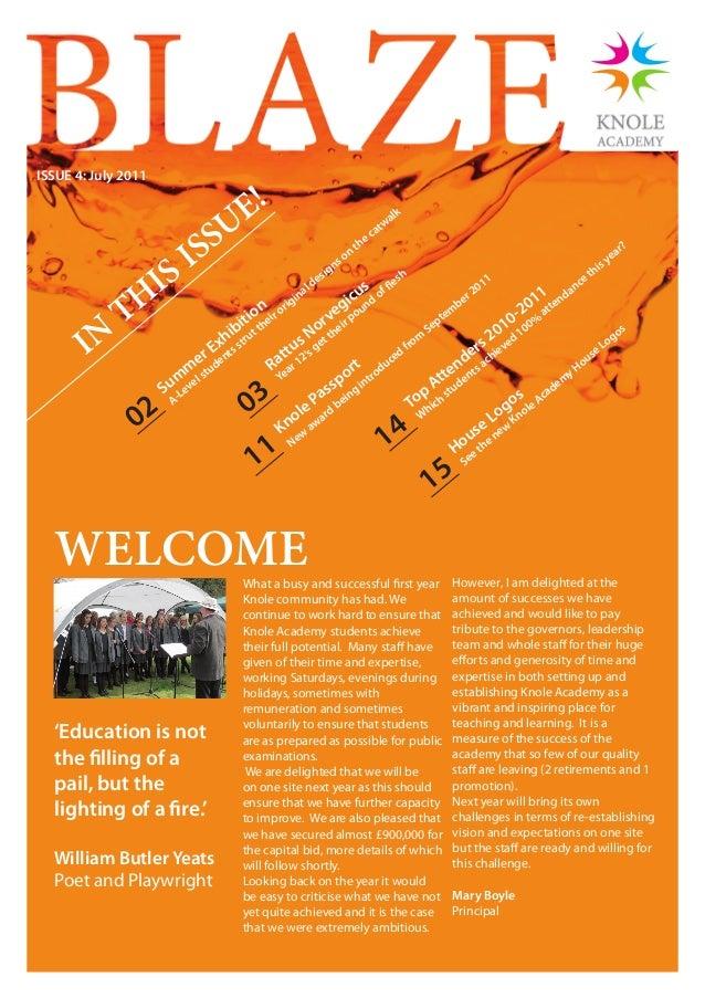 ISSUE 4: July 2011                                 E!                              SU                                     ...