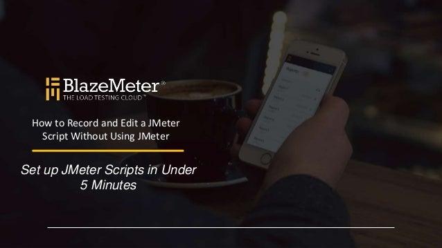 BlazeMeter's New Chrome Extension