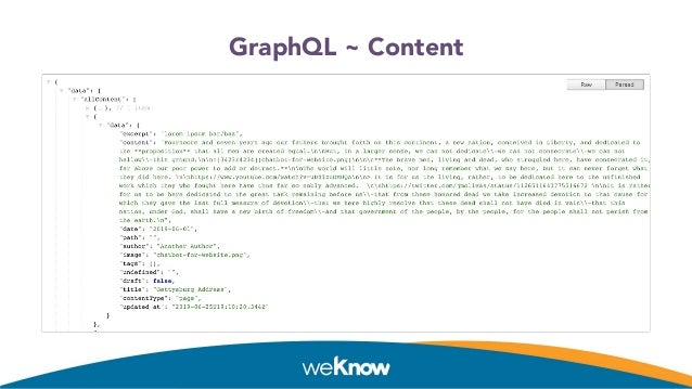 GraphQL ~ Forms