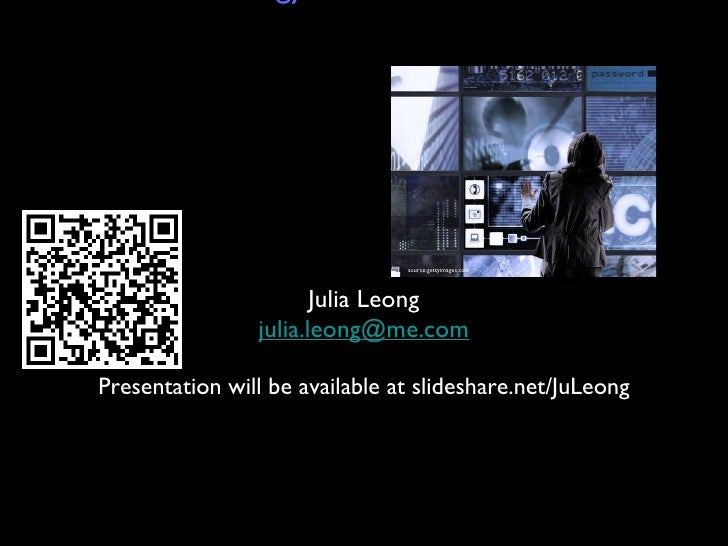 Re-imagining Learning  with collaborative technology <ul><li>Julia Leong </li></ul><ul><li>[email_address] </li></ul><ul><...