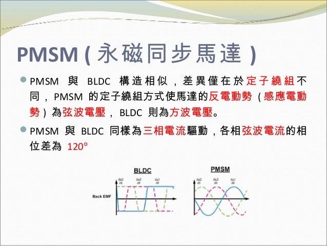 馬達基本認識與 BLDC 驅動實驗