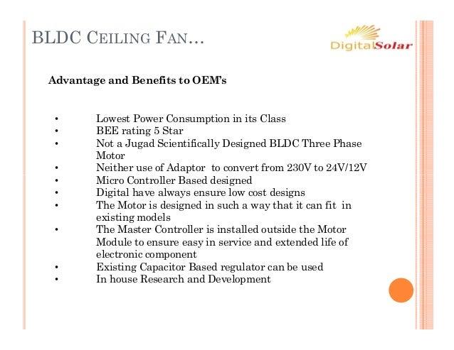 Bldc ceiling fan 230 v ac 12v dc 8 bldc ceiling fan aloadofball Images