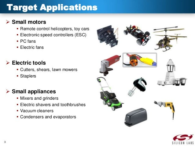 Bldc motor control reference design press presentation for Brushless dc motor applications