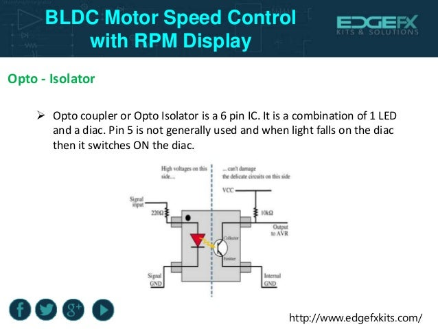 Bldc motor speed control with rpm display for Speed control of bldc motor