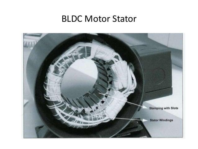bldc motor working principle pdf