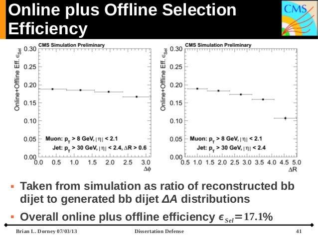 Online dissertation defense