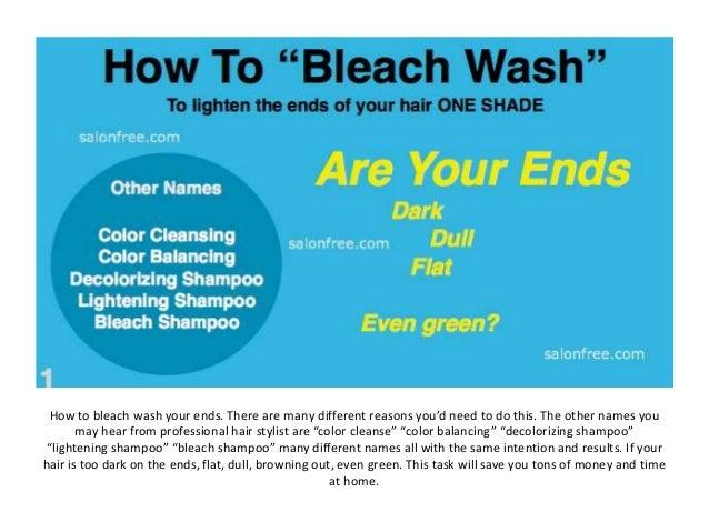 Bleach Wash