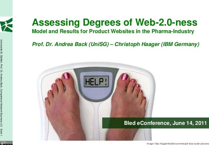 Assessing Degrees of Web-2.0-ness                                                                                         ...