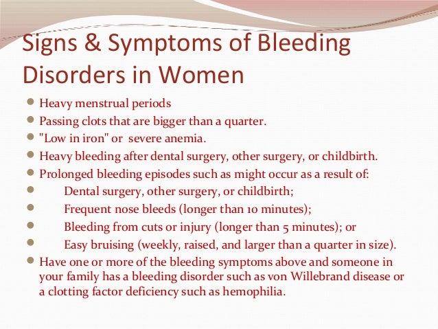 blood clots during period bigger than a quarter - Silakom