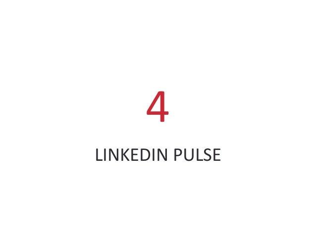 LINKEDIN PULSE 4
